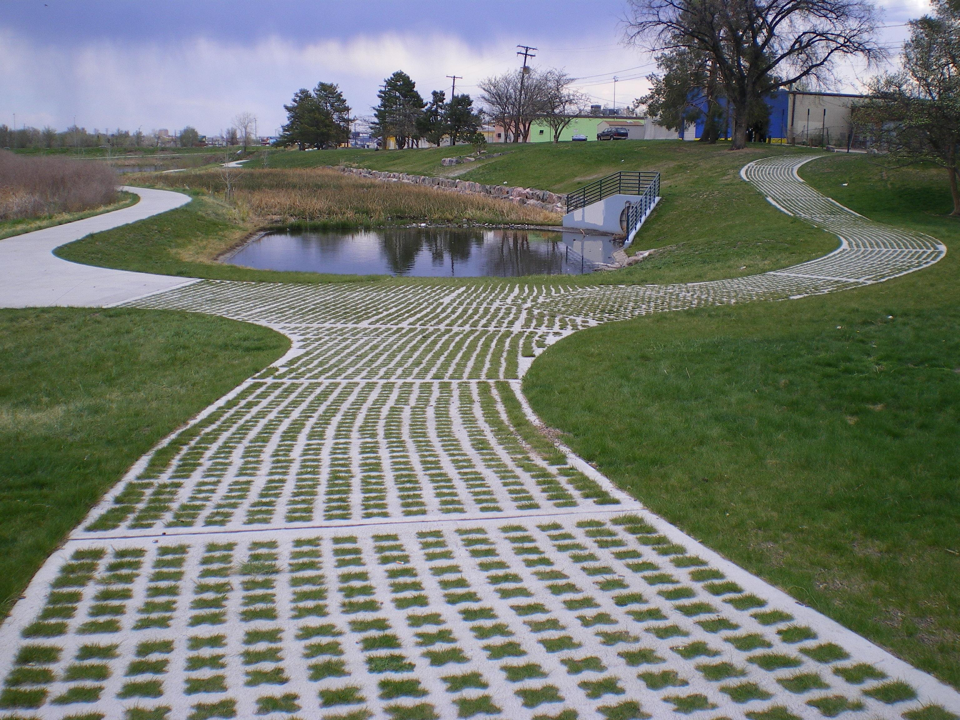 Grasscrete Sustainable Green Solutions