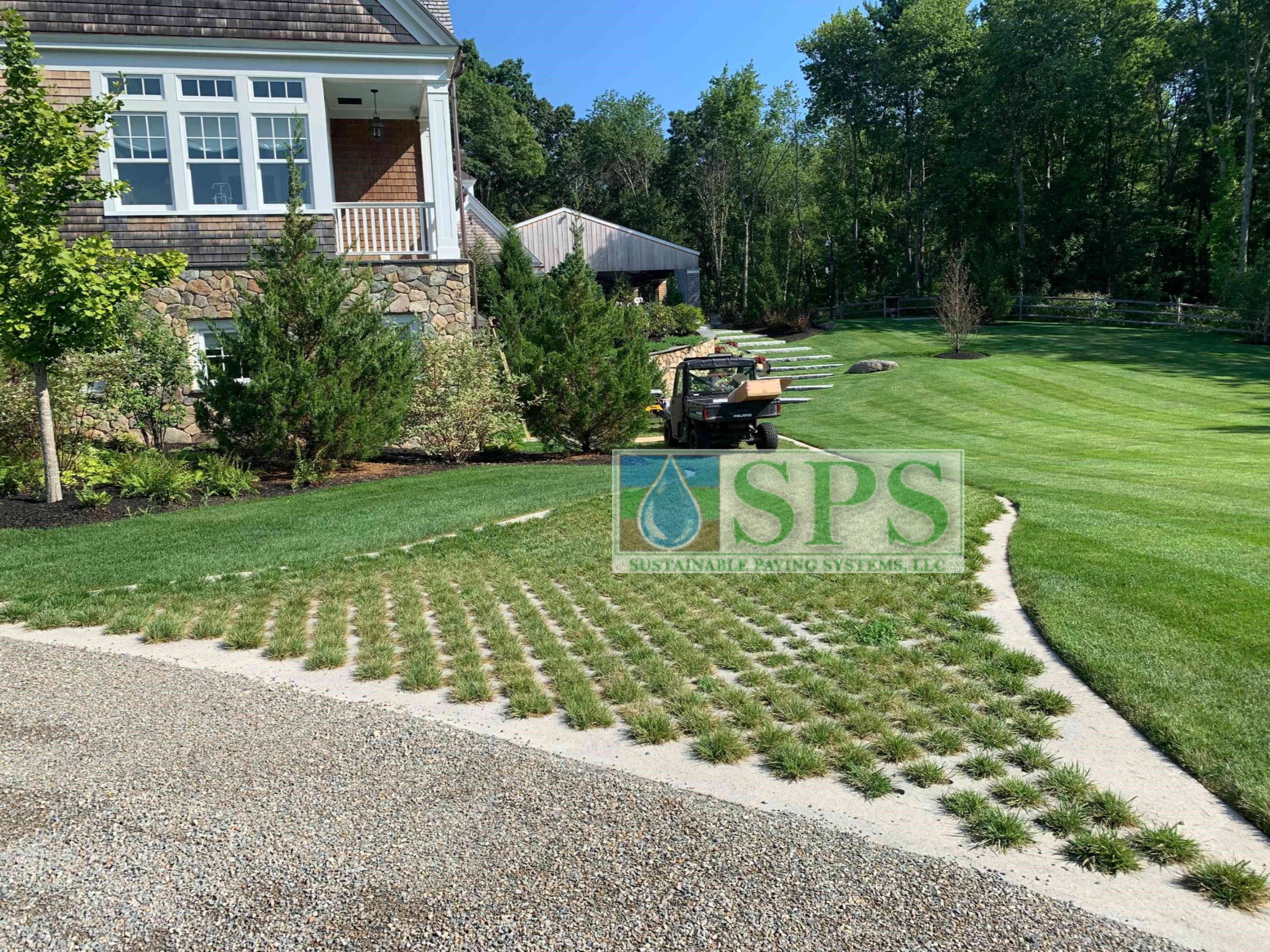 Grasscrete | Sustainable Green Solutions